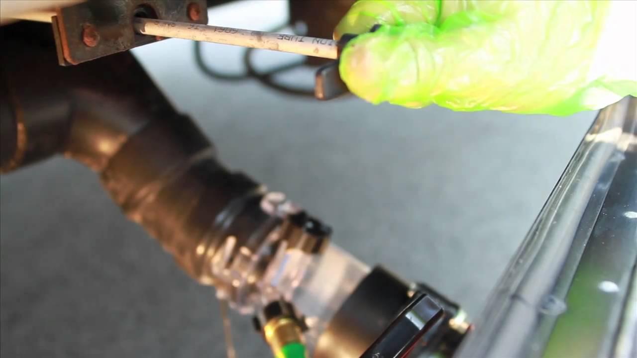 Dual Flush Pro Camco 39062 Youtube
