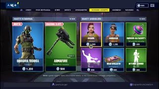 Fortnite shop January 25, 2019