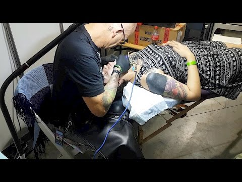 Tattoo Expo 2017 • VLOG 43