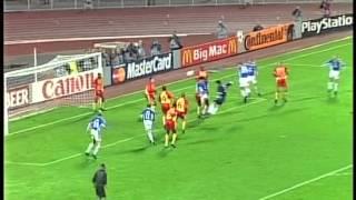 Динамо Киев   Ланс Франция 11. ЛЧ 199899 обзор матча НТВ