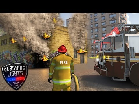 EXTREME FIREFIGHTERS - Flashing Lights