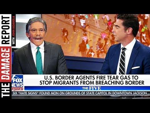Geraldo Rivera Goes Off On Fox News