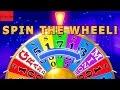 $100 BET & $50 BET on Wheel of Fortune in Vegas! - YouTube