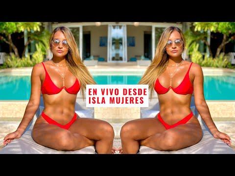 EN VIVO desde ISLA MUJERES - Casa Coco 🤩