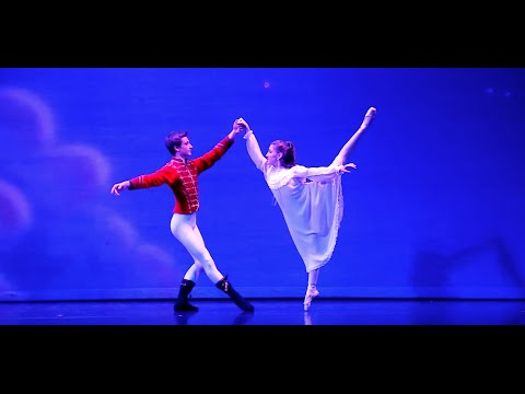 "Maine State Ballet's ""The Nutcracker"" Commercial 2016"