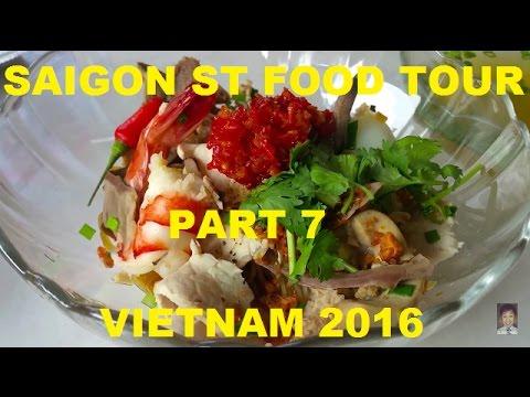 Part 7 New Sexy Heo Sua Saigon Street Food Nightlife Tour Vietnam 2016