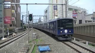 西武鉄道20104F(Lトレ) 準急池袋行 大泉学園到着