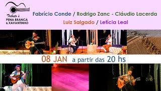 [8 jan - 3º dia] Tributo à Pena Branca e Xavantinho | Festival de Arte Vale do Paraíba