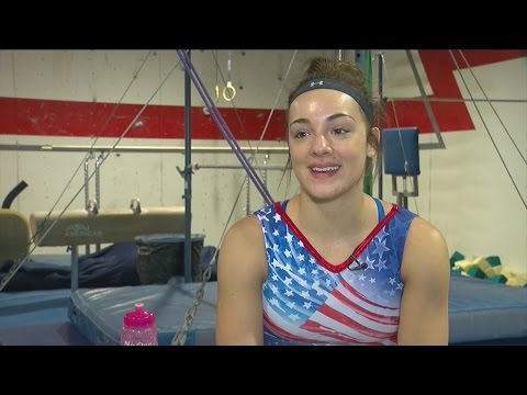 Twin Cities Gymnast Maggie Nichols Preparing For Rio