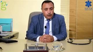 د.عبداللطيف حموده  يتحدث عن كيفية اكتشاف الاصابة بفيروس سي