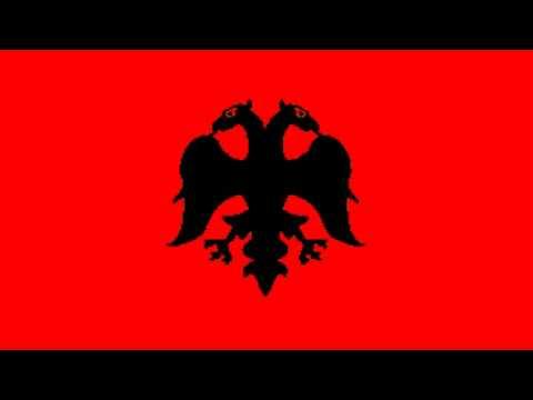 Bandera de Albania (1926-29) - Flag of Albania (1926-29)