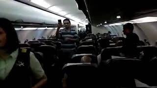 Iraqi Airways Mumbai To Najaf Flight  ? Live AliAkbar Ameen | Labbaika Ya Ali(a.s)