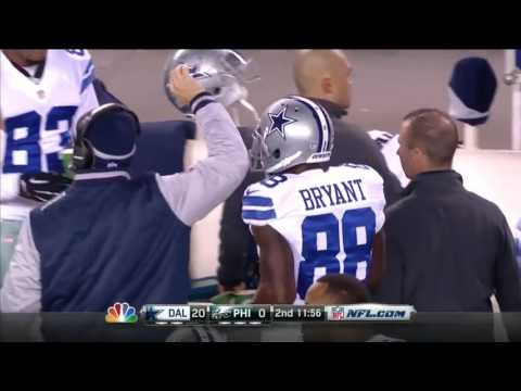Dez Bryant smokes the Eagles three times - 12/14/2014