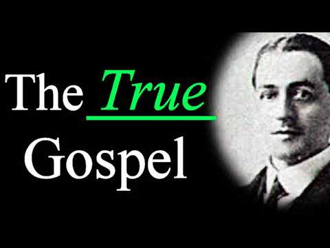 The True Gospel - A W Pink  Studies in the Scriptures  Christian  Books