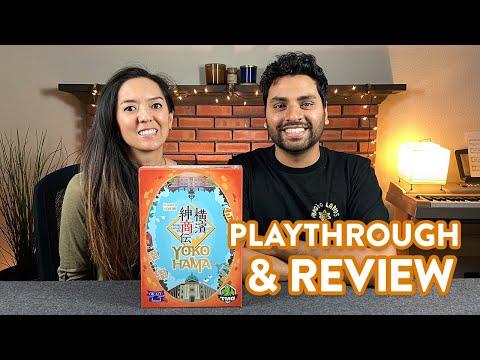 Yokohama - Playthrough & Review