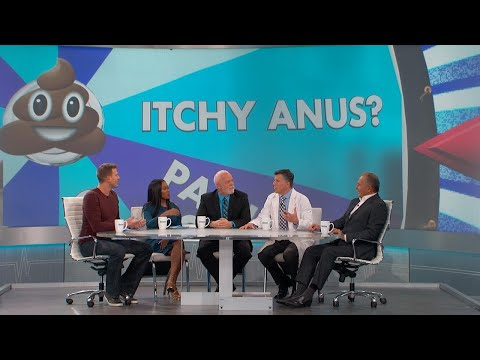 What Can Cause Itching of the Anus?