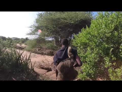 Hadzabe Tribe. Tanzania. feb-2017