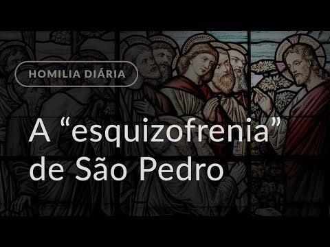 """A """"esquizofrenia"""" de São Pedro (Homilia Diária.1089: Quinta-feira da 6.ª Semana do Tempo Comum)"""