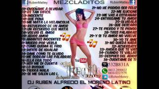 Vallenatos Romantico Mezcladito (the fenix discplay)-(El Moreno Latino Dj)