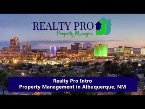 Realty Pro Intro – Property Management in Albuquerque, New Mexico