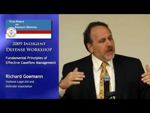 Part14 - 2009 Indigent Defense Workshop, Austin, Texas
