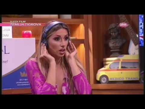 Rada Manojlovic & Haris Berkovic - Gostovanje - Ami G Show - (TV Pink 25.07.2017.) - 3. deo