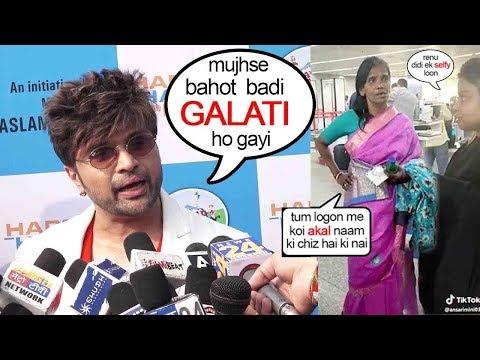 Himesh Reshammiyan's ANGRY Rxn on Ranu Mondal B'haviour