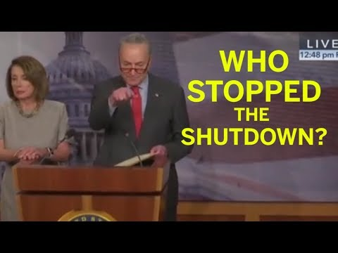 Liberals Claim Victory For Ending Shutdown?