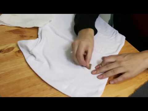 how to get ink out of fabric