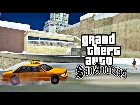 GTA San Andreas - #34: Visitando Liberty City!