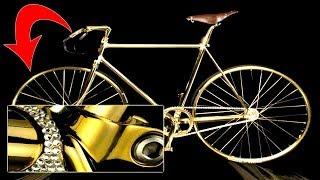 10 Bicicletas Más Caras Exóticas Y Únicas En El Mundo