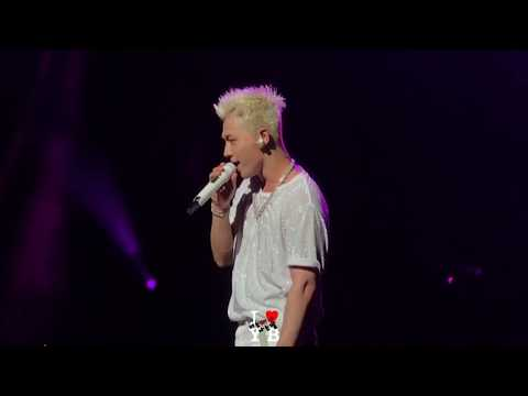 170915 TAEYANG - I Need A Girl @ WHITE NIGHT in Vancouver