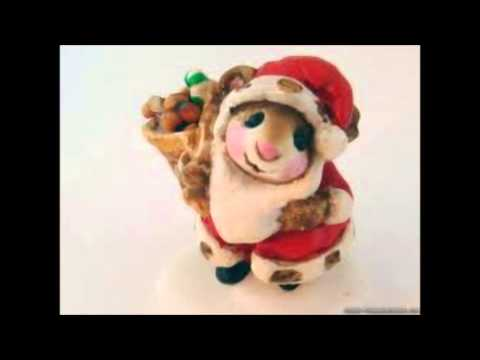 Christmas Mouse WXRT