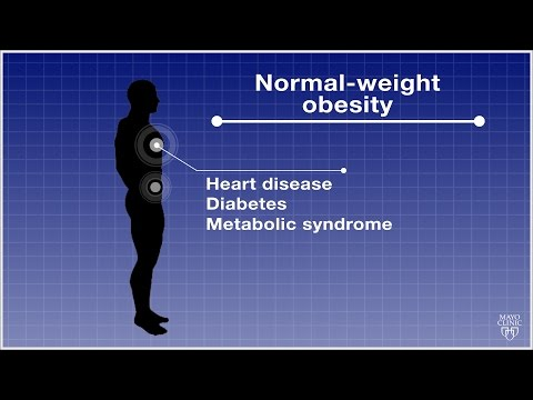 Mayo Clinic Minute: Why skinny doesn't always mean heart-healthy