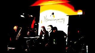 Jazz Juniors Baden-Württemberg - Ensemble Ostern 2021 (Ltg. P. Lehel) - Hemingway Lounge Karlsruhe