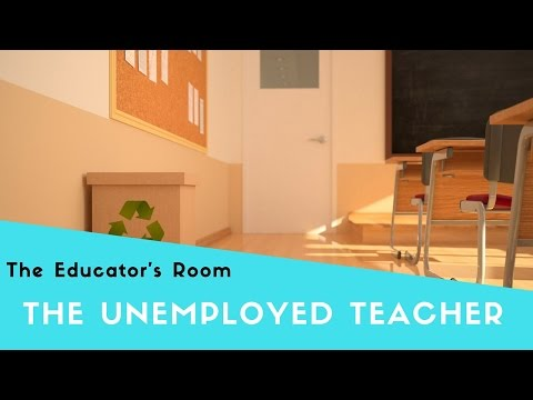 The Unemployed Teacher--An Interview with Cari Harris