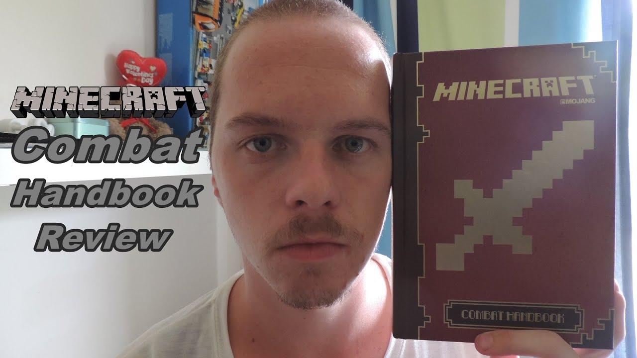 Minecraft Combat Handbook Review