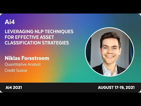 Leveraging NLP techniques for effective asset classification strategies
