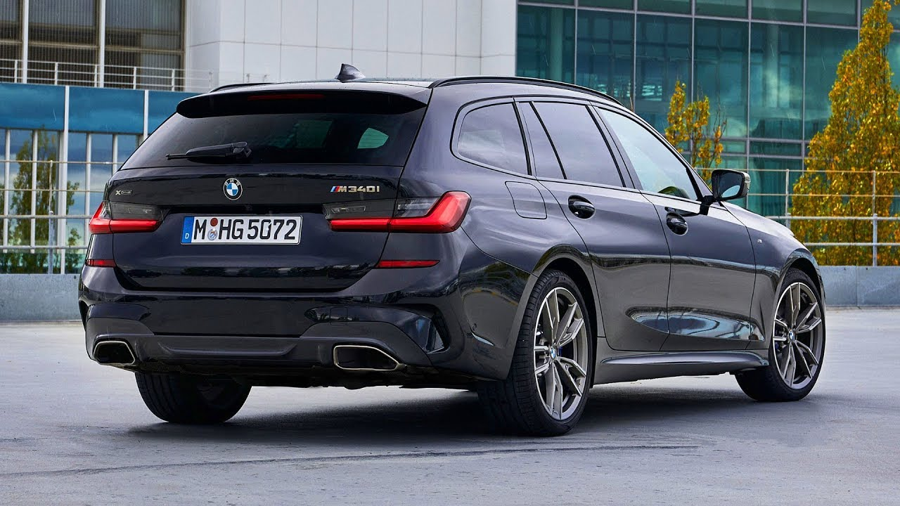 2020 Bmw M340i Xdrive Touring First Edition G21 Power And Athleticism Youtube