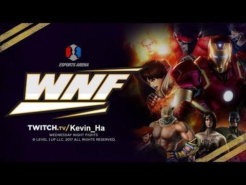 Wednesday Night Fights 2017 Tournament Season 3.4 feat UMvC3!