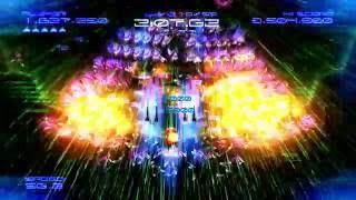 Galaga Legions DX Area 4