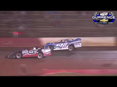Talladega Short Track 10-12-18 Durrence Layne Racing Series Feature