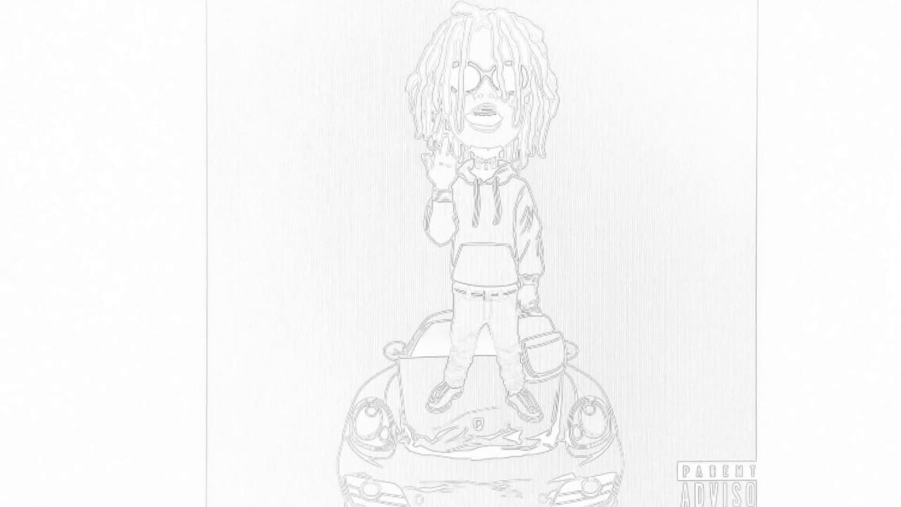 Lil Pump Cartoon Drawing