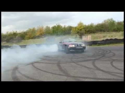 Stunt Drive Experience on the BBC's Put Your Money Where Your Mouth Is
