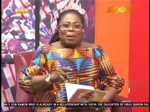 Abubro Kosua Chat Room On Adom TV (4-12-19)
