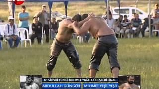 Abdullah Güngör - Mehmet Yeşil Yeşil, Silivri Yağlı Güreşleri Final