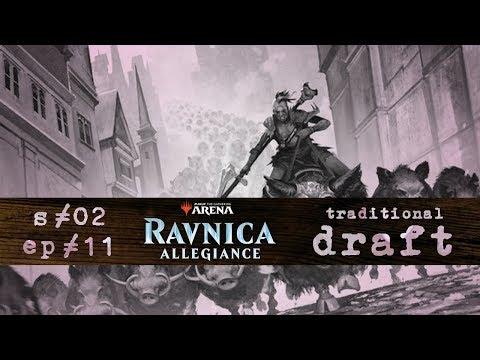 radio Kyoto s02 ep11 | Ravnica Allegiance Draft | MTG Arena