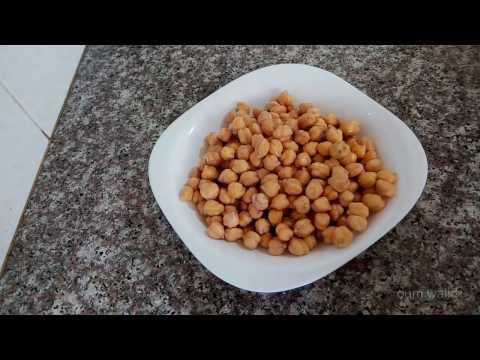 مطبخ ام وليد حمص مقرمش محمص في الفرن