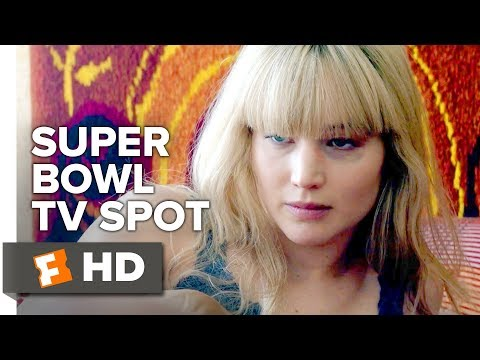 Red Sparrow Super Bowl TV Spot | 'She's Out of Your League' | Movieclips Trailers