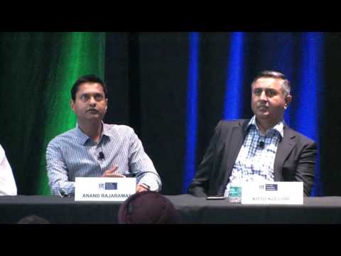 IIT Bay Area Leadership Conference 2017: Panel -  Investing in Frontier Technologies